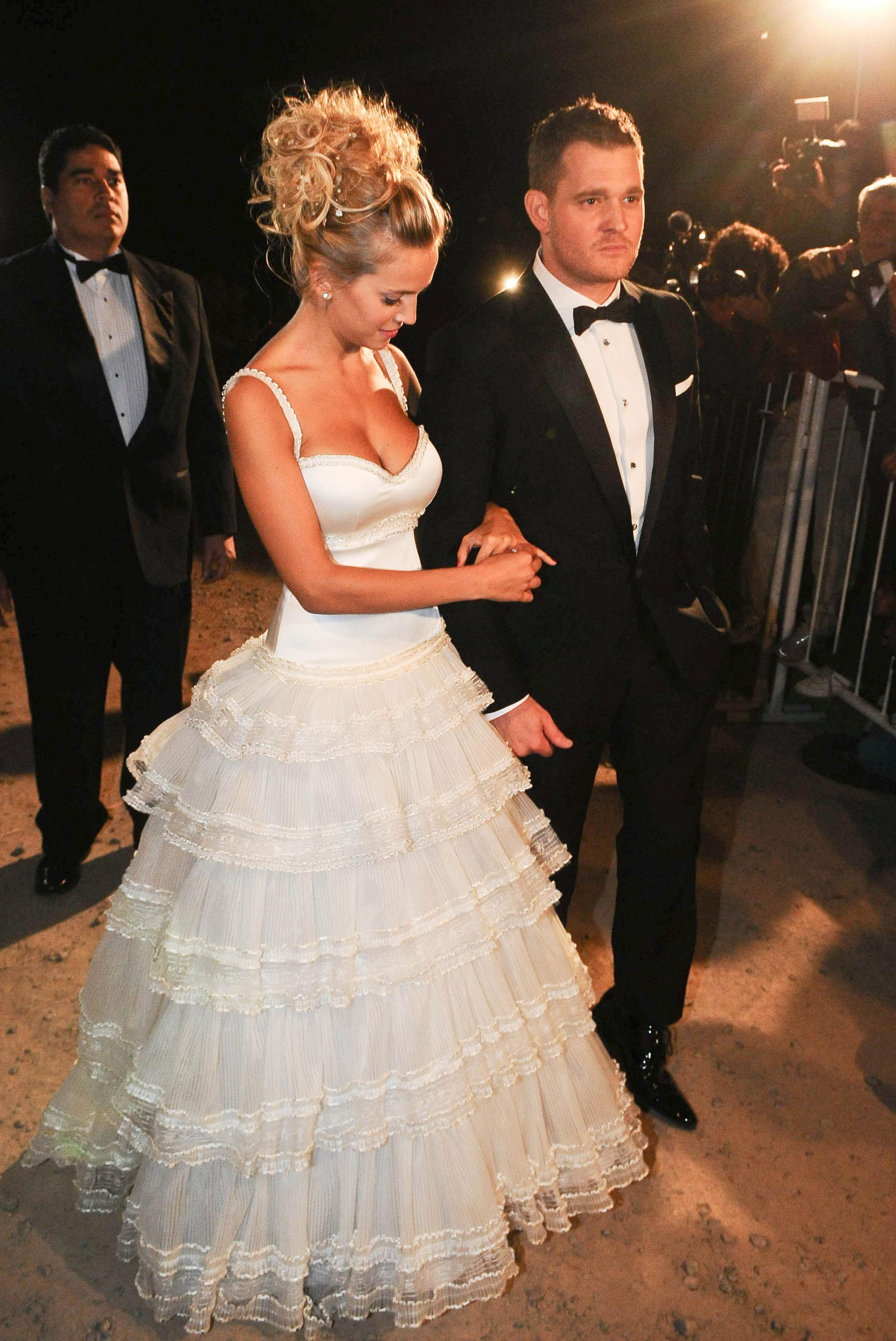 Фото луисаны со свадьбы