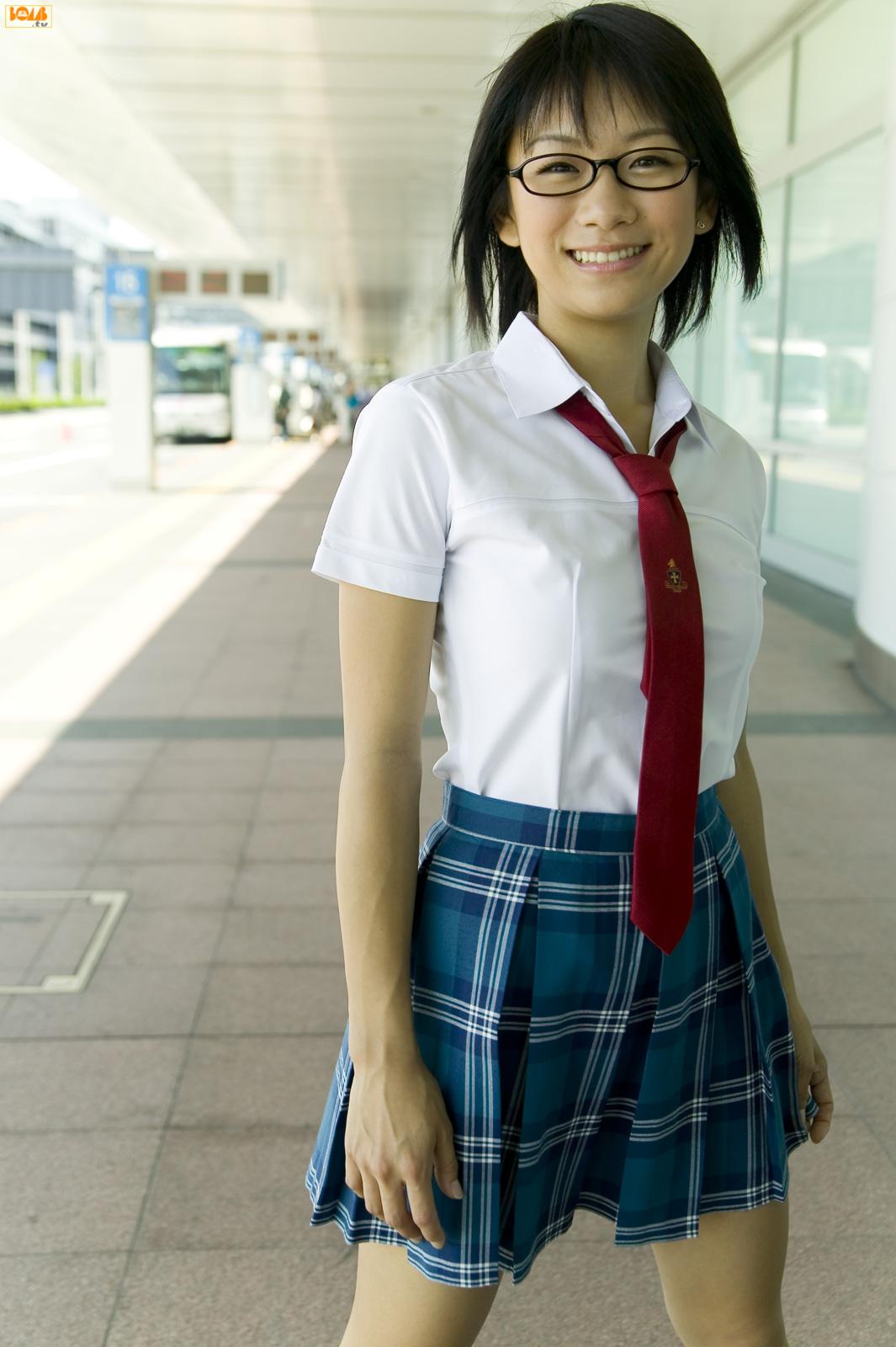 Фото японка униформа 19 фотография