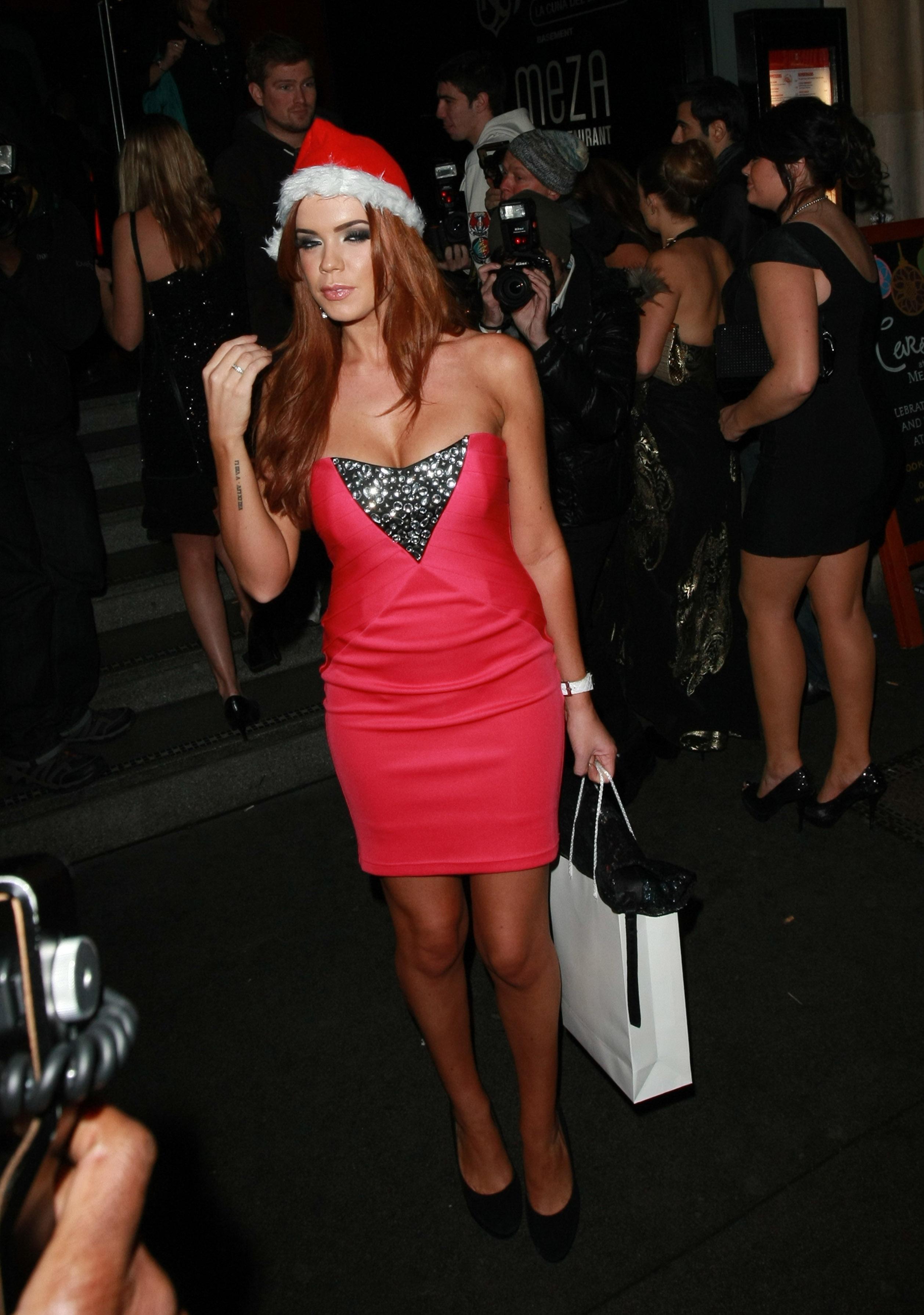 Maria Fowler No Source Celebrity Posing Hot Babe Celebrity